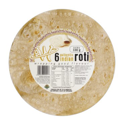 6-Authentic-Indian-Roti's-(22CM)-Global-Wraps